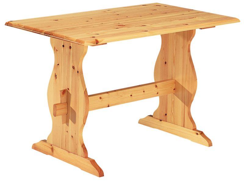 Les cuisines en pin massif de meubl 39 affair 39 meubles - Table de chevet en pin pas cher ...