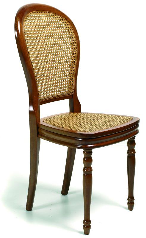 Chaises De Sejour De Style Chaise Salle A Manger Assise Tissu Paille