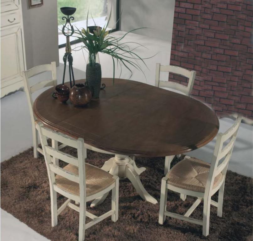 Bibliothque salle manger discounteur de meubles en for Table ronde sejour
