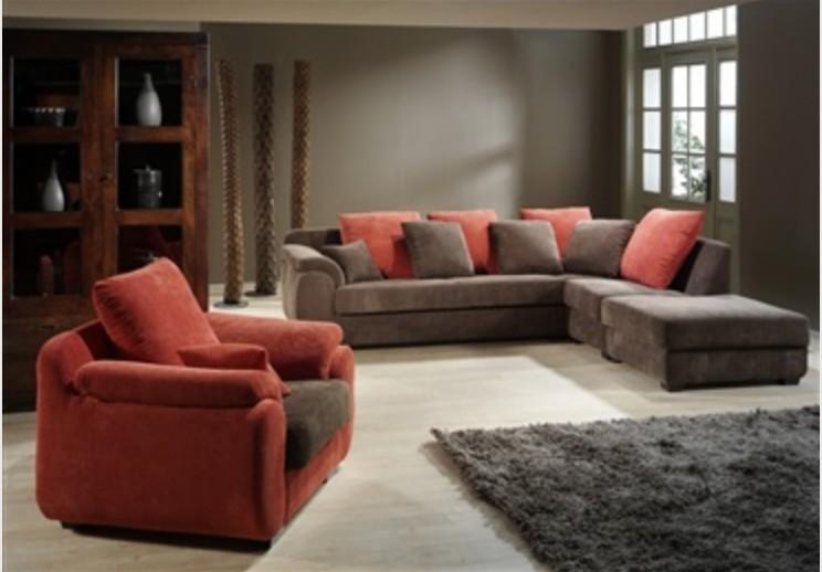 Best Salon Beige Et Brun Gallery - House Design - marcomilone.com