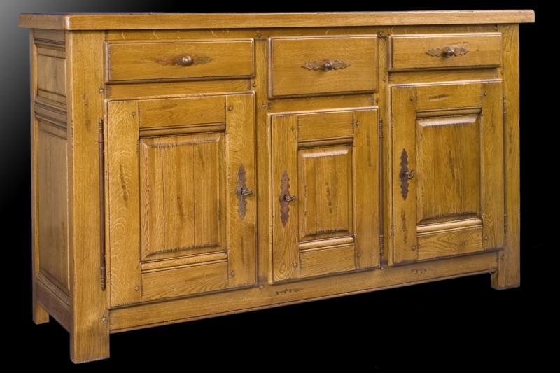 Salle manger chne massif de meubl 39 affaires en charente for Assemblage bois meuble