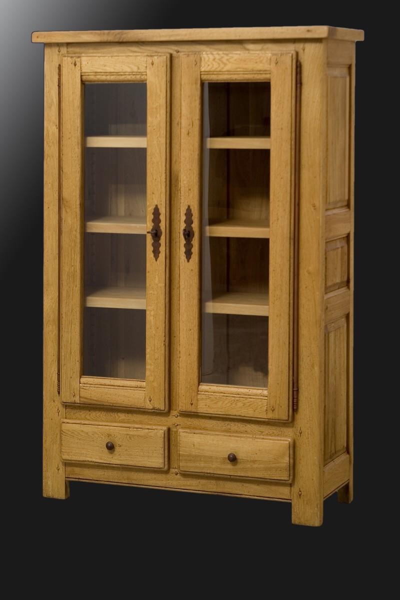Salle manger ch ne massif de meubl 39 affaires en charente maritime 17 - Meuble vitrine pour collection ...