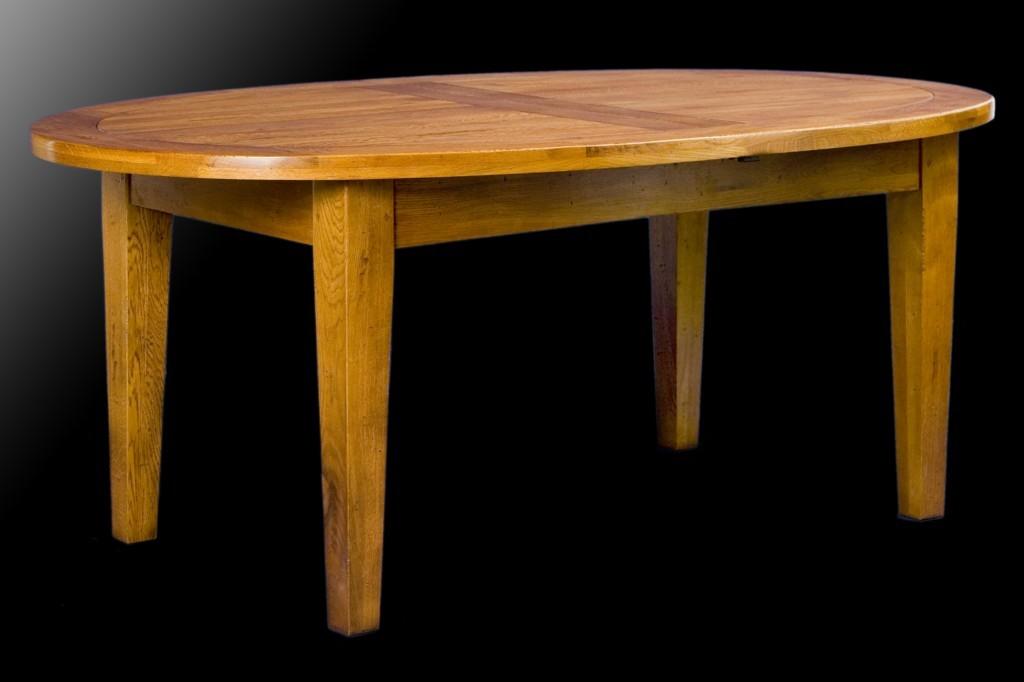 Salle manger chne massif de meubl 39 affaires en charente for Salle a manger table ovale