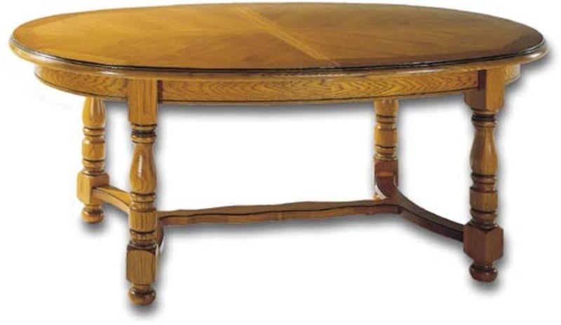 table louis xiv 2 allonges de service de 40 cm incorpores ouverture simultane des 2 plateaux