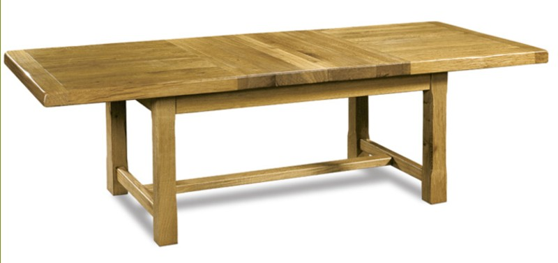 Tables de sjour en bois massif de meublaffairmeubles rochefort for Table massif rallonge