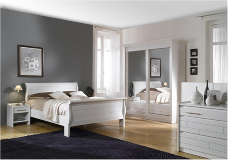 Chambre a coucher gilly meuble for Meuble chambres coucher