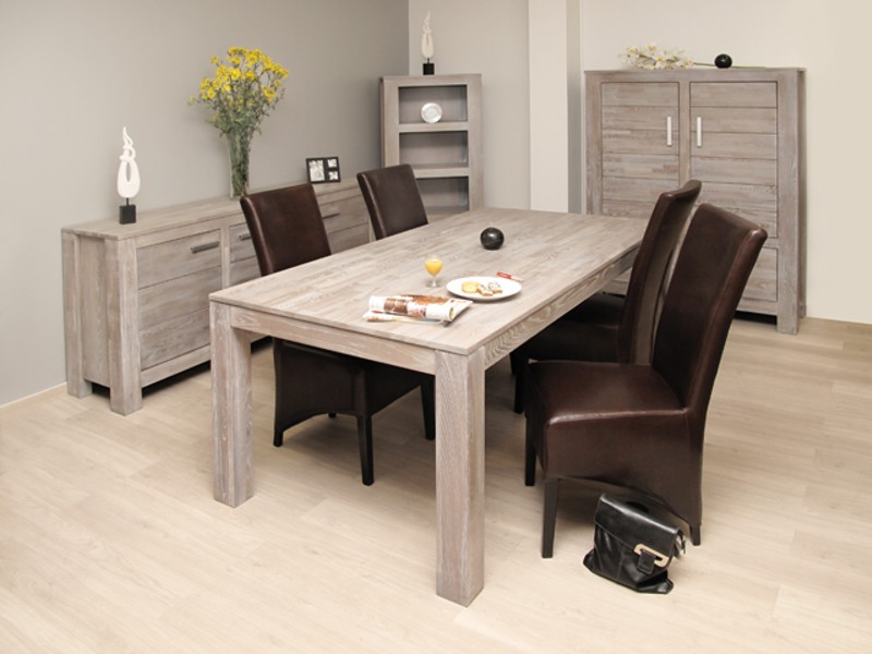la collection rochefort une salle de s jour en accacia bross. Black Bedroom Furniture Sets. Home Design Ideas