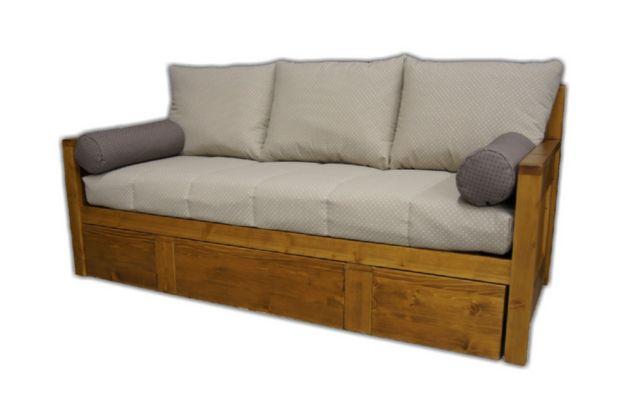 Canapé Convertible Banquette BZ Rapido Clicclac - Canapé lit une personne
