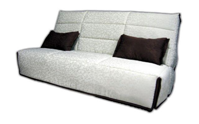 banquette lit clic clac 120 130 140. Black Bedroom Furniture Sets. Home Design Ideas