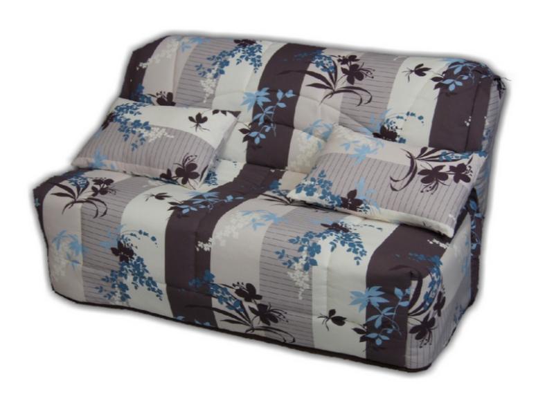 Les banquettes bz de affaires meuble marennes bourcefranc 17 for Housse bz 140