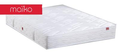 matelas epeda prix perfect matelas ressorts ensachs hauteur cm soutien trs ferme sybilline x cm. Black Bedroom Furniture Sets. Home Design Ideas