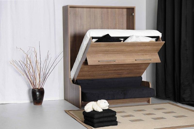 Armoire lit collection premium - Meuble lit escamotable ikea ...