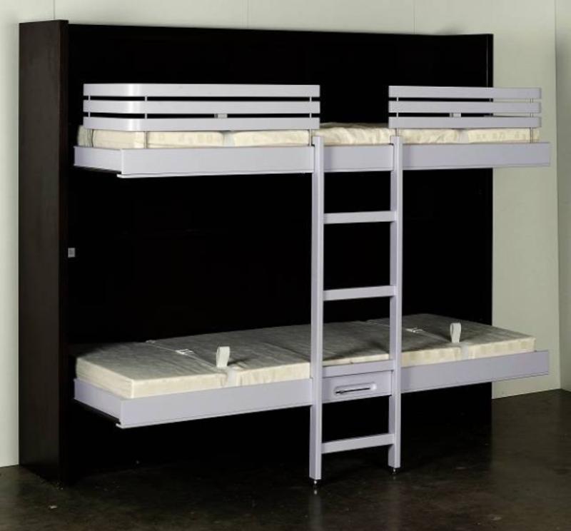 Les armoires lits griffon sont idales pour votre - Lit confortable design ...